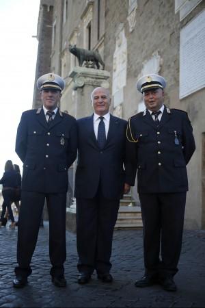 Roma, il capo dei vigili senza requisiti