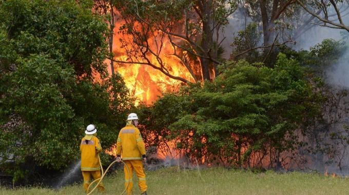 L'Australia brucia da oltre una settimana