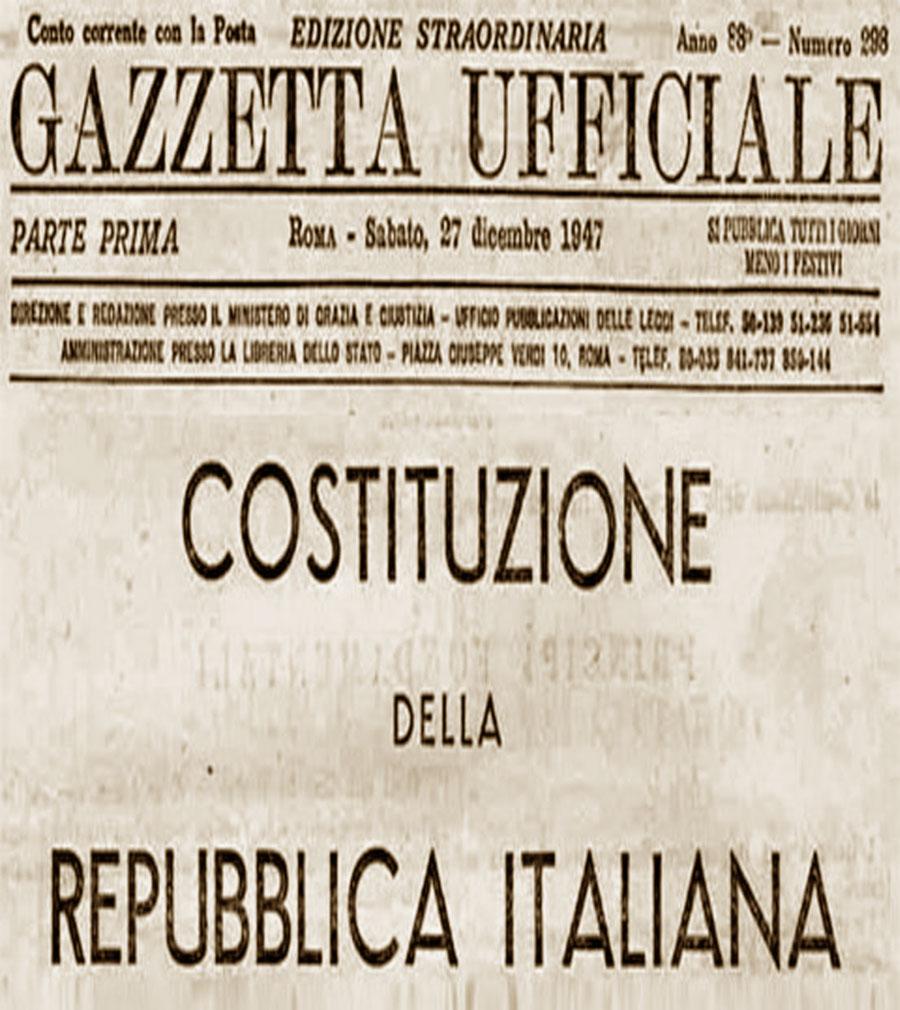 Domani a Roma la manifestazione in difesa della Costituzione