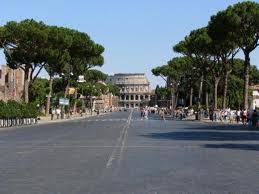 Roma: ai Fori Imperiali da lunedì arrivano le telecamere