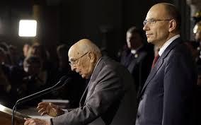 Il 'governo' Napolitano si riunisce al Colle
