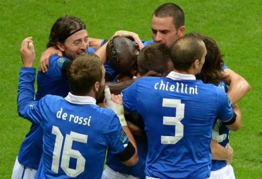 Il pari con l'Armenia costa all'Italia la testa di serie per Brasile 2014