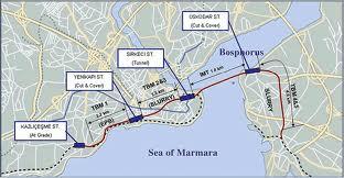 Istanbul: un tunnel sul Bosforo per collegare le due Turchie