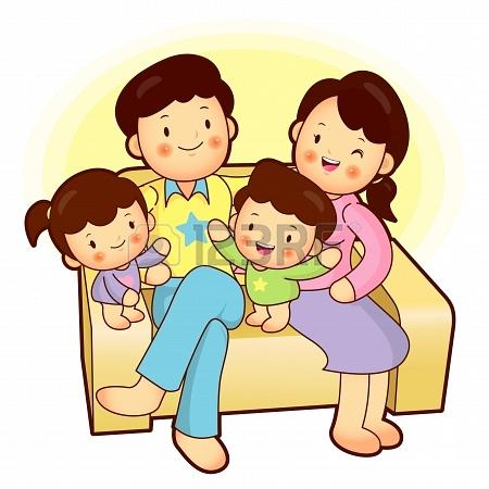 La famiglia, prima sede della formazione dell'individuo