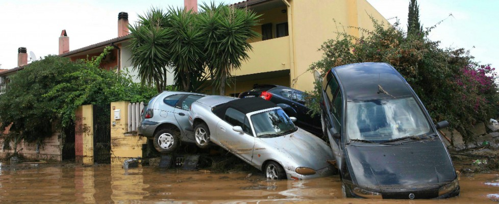 Sardegna: morte e devastazione. Dichiarato stato di emergenza