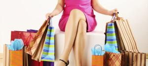 Shopping-donna