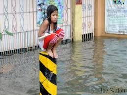 Il tifone più potente della storia flagella le Filippine