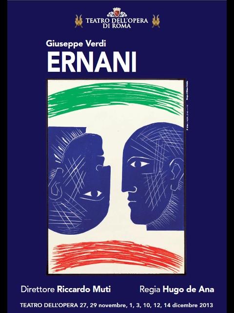 Roma, Muti all'Opera con l'Ernani di Verdi