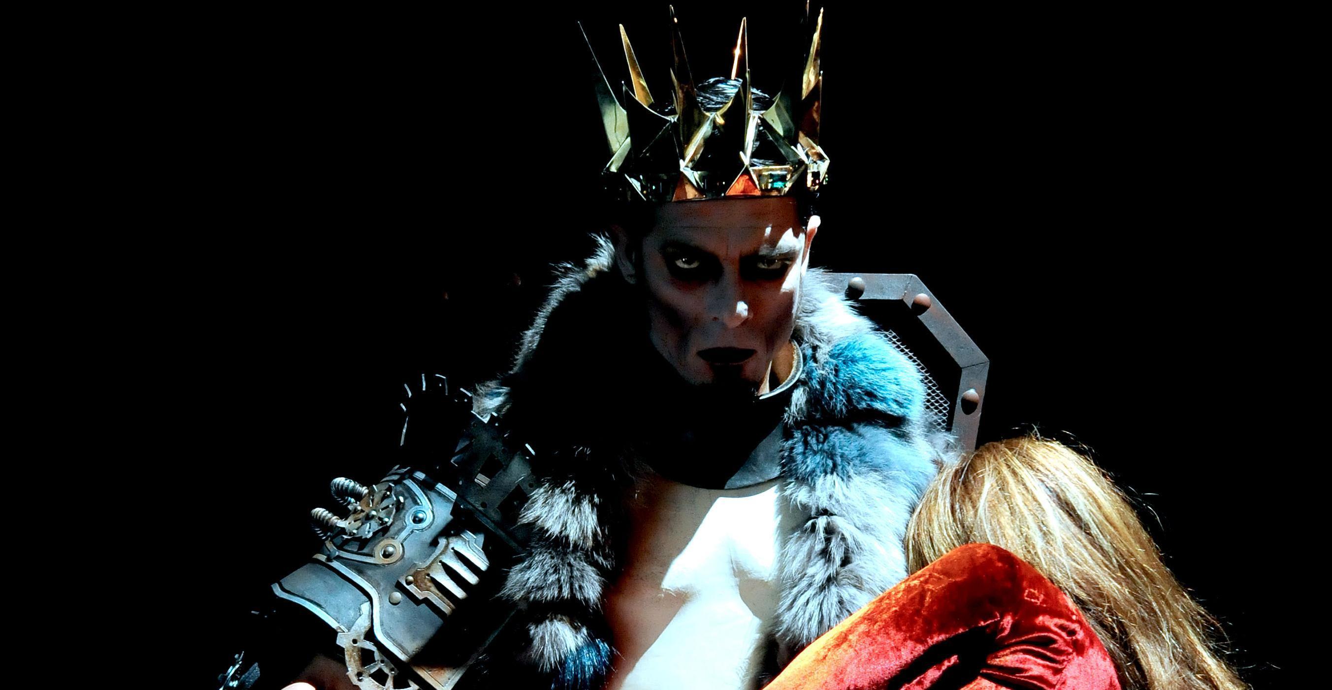 Torino, Gassman - Riccardo III: la ferocia al potere