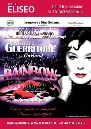 Monica Guerritore è Judy Garland all'Eliseo di Roma