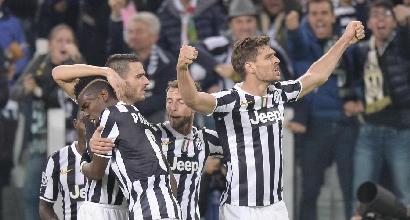 Serie A: in testa la Vecchia Signora, Lazio scongiura crisi