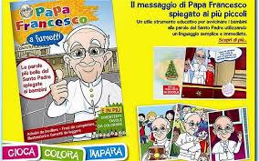Papa Francesco spopola in rete e nelle edicole