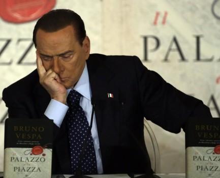 Si conclude il Bday e anche l'avventura politica di Silvio