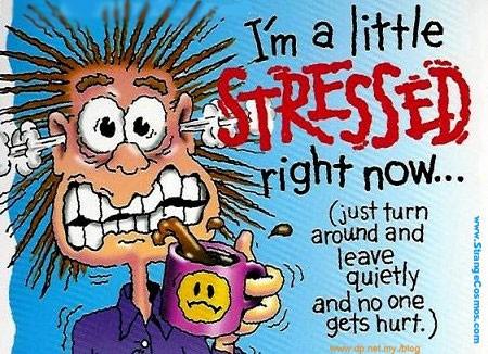 Sei stressato? Reinventati la vita e riparti