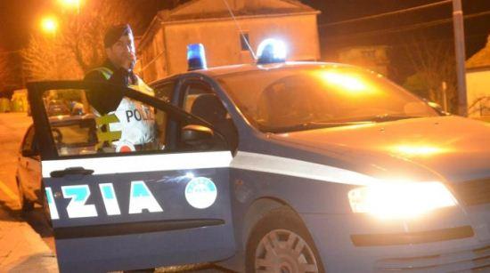 polizia operazione notturna