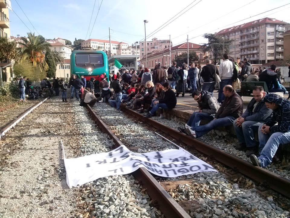 La rivolta dei forconi scuote l'Italia