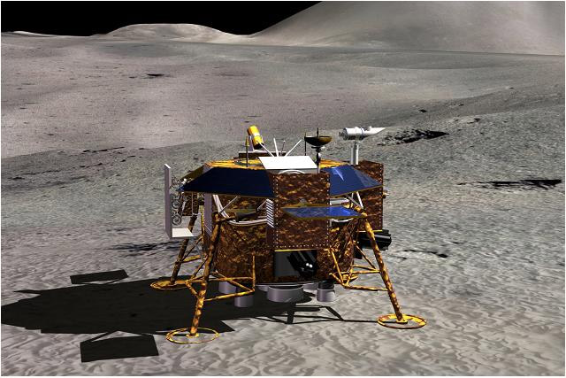 Con la sonda Chang'e-3 storico sbarco della Cina sulla Luna