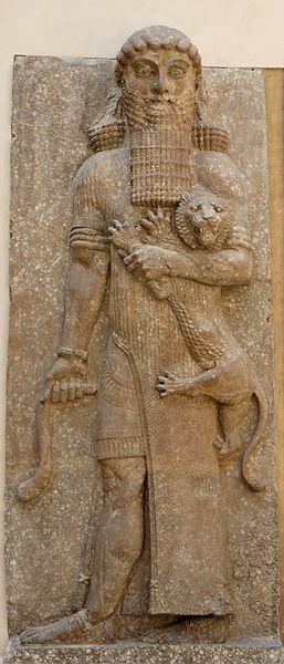 Gilgamesh in un audiolibro per raccontare un'epoca