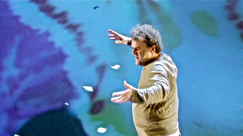 """Roma, Del Bono in scena al Teatro Argentina con """"Orchidee"""""""