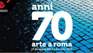 Roma, 200 opere per rivivere l'arte degli Anni Settanta