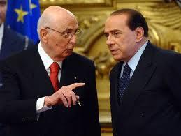 Napolitano teme la violenza dei forconi e apre a Berlusconi