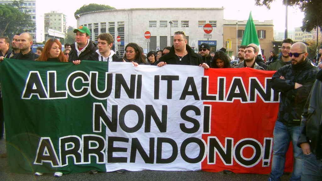 Dopo la fiducia, i Forconi vogliono marciare su Roma
