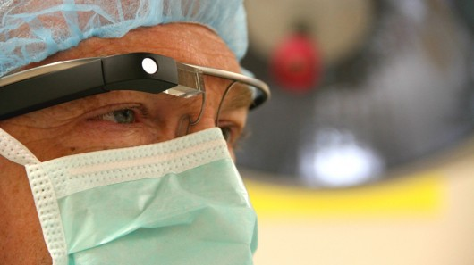 I Google Glass entrano in sala operatoria
