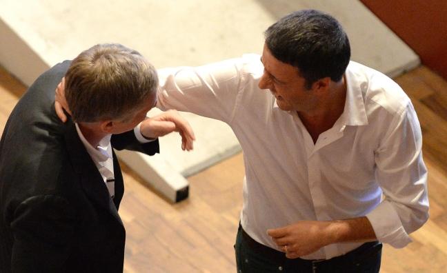 Primarie Pd, Renzi stravince su Cuperlo e Civati