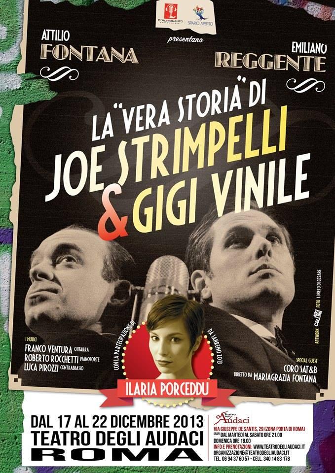 Il manifesto di Joe Strimpelli & Gigi Vinile