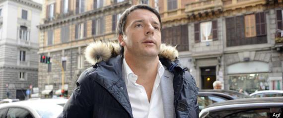 Riunione tra Matteo Renzi e i deputati e senatori eletti nel Pd