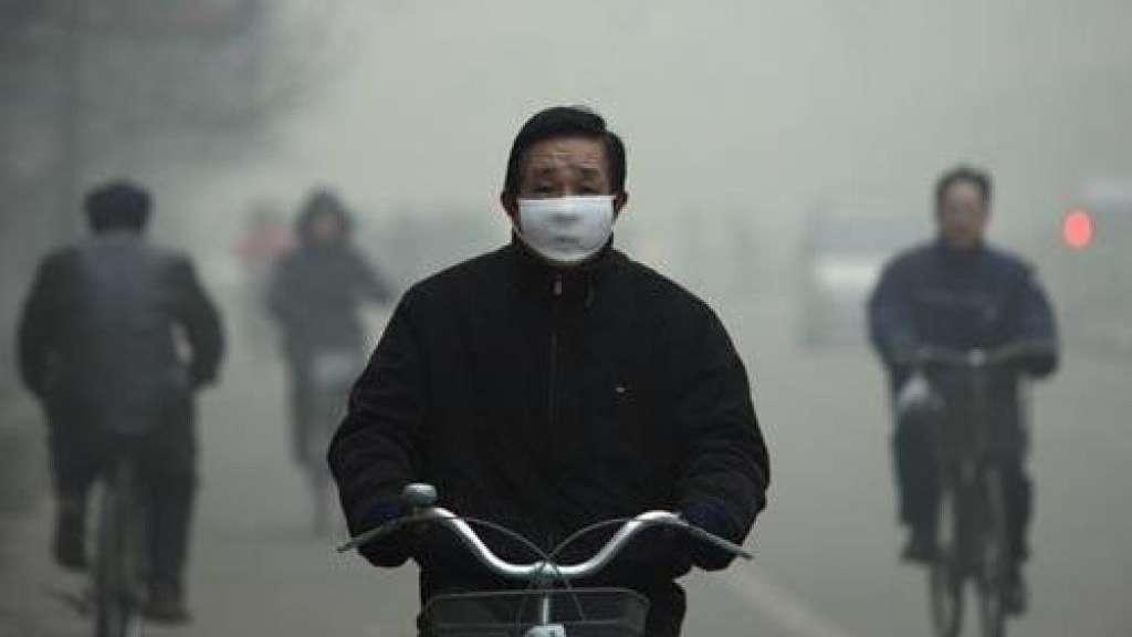 Smog in Cina, i piloti studiano gli