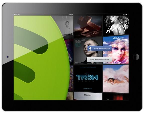 Spotify: è musica per tutti, gratis, su tablet e smartphone