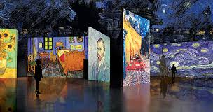 Milano, Van Gogh rivive con la mostra multimediale