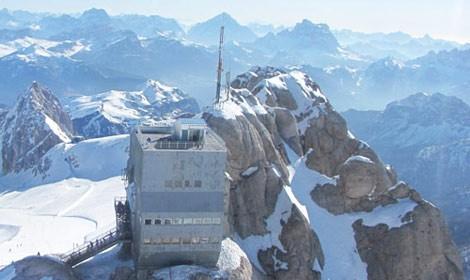 Sulle Dolomiti la stazione che misura il mercurio nell'aria