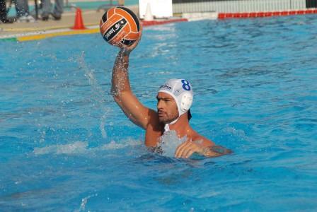 Antonio Vittorioso del Lazio Nuoto