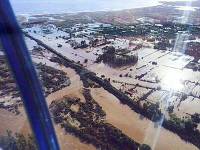 Sardegna, stimati i danni dell'alluvione: 600 milioni di euro