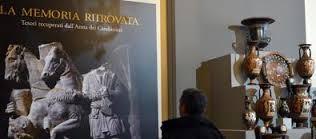 Memoria ritrovata: al Quirinale l'arte salvata dai Carabinieri
