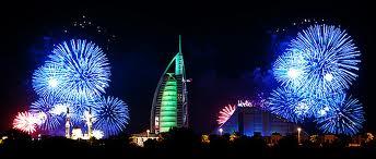 Dubai, Capodanno da record: mezzo milione di fuochi d'artificio