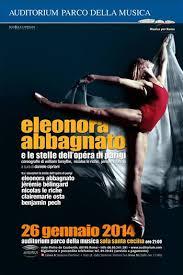 Danza, la prima volta di Eleonora Abbagnano all'Auditorium di Roma