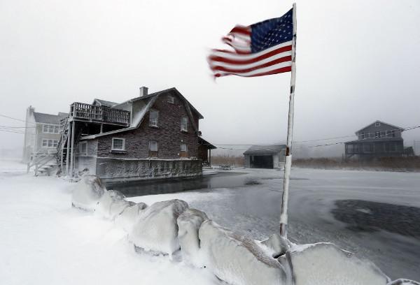 Usa in ginocchio: freddo polare in oltre 20 Stati