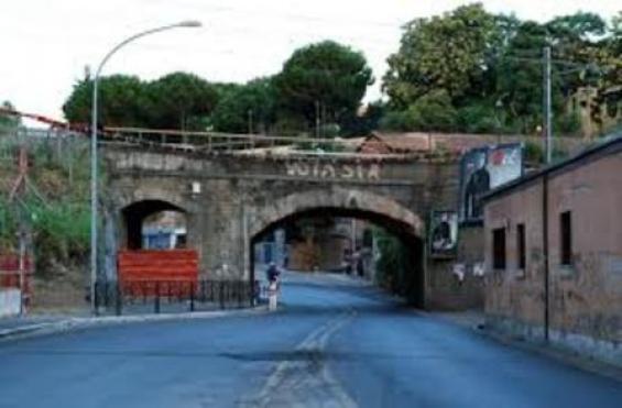 Roma, 5 milioni di euro spesi per un ponte mai finito