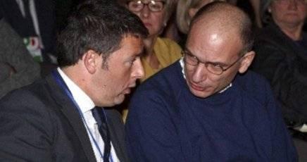 Sondaggio  Ixé: scende fiducia nel governo, sale Renzi