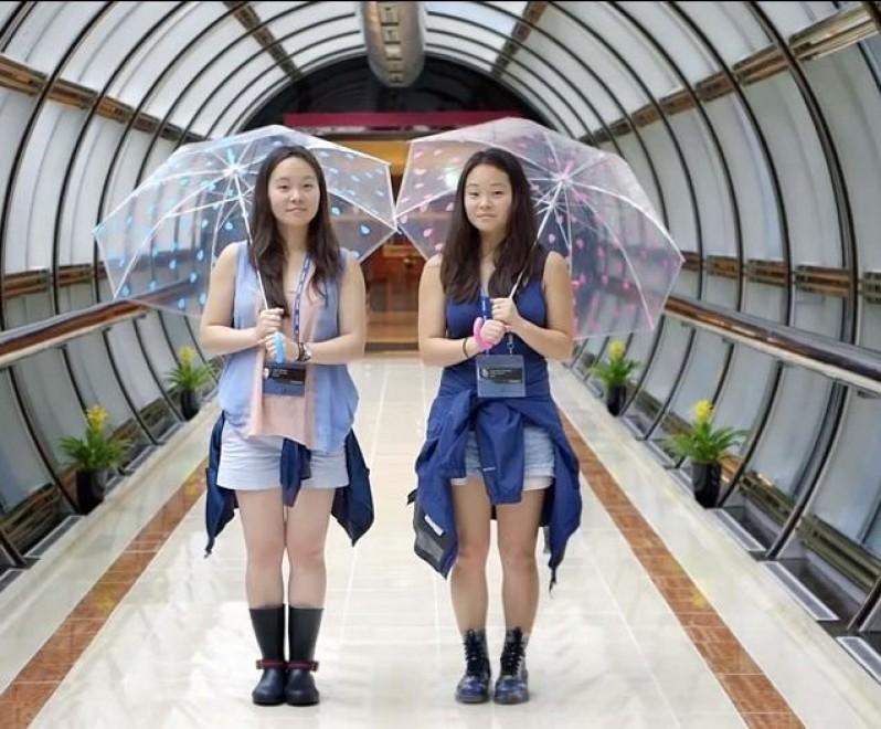 Separate alla nascita, si scoprono gemelle grazie a Youtube