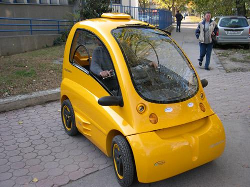 Kenguru, l'auto per disabili che include la carrozzella