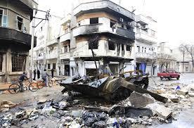 Siria, il dramma della fame a Homs