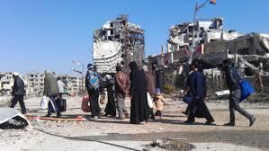 evacuazione homs-siria