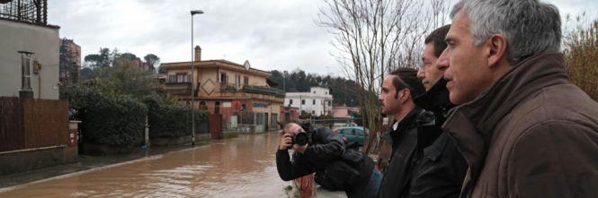 Nubifragio, in Campidoglio è scontro tra Marino e l'assessore Morgante