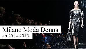 Si conclude la settimana della Moda milanese. Ecco i trend A/I 2014-15