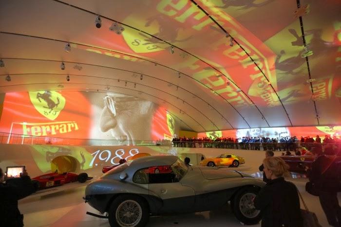 Nuovo museo per la Ferrari. Affiancherà quello di Maranello