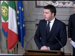 Governo, Renzi avvia le consultazioni: